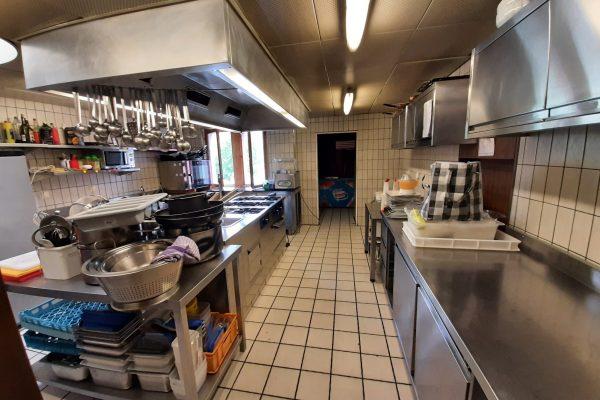 Gross Küche Reinigung
