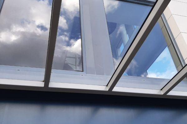 Fenster, Schaufenster, Glasfronten Reinigung